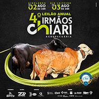 4º LEILÃO ANUAL IRMÃOS CHIARIA AGROPECUARIA