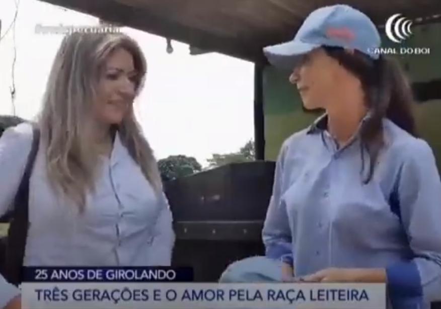 TRÊS GERAÇÕES E UM AMOR PELA RAÇA LEITEIRA